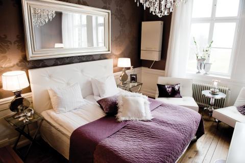 Hotellrum på Slottet