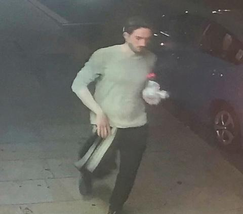 Image released of man after suspected attempted kidnap in Bexley