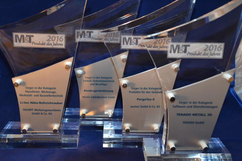 """M&T-Metallhandwerk sucht das """"Produkt des Jahres 2017"""""""