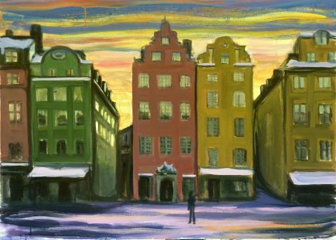 En skandinavisk Bohème