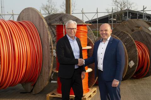 Telenors kunder får adgang til Eniigs fibernet