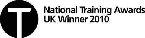 Center Parcs named National Training Awards UK Winner 2010