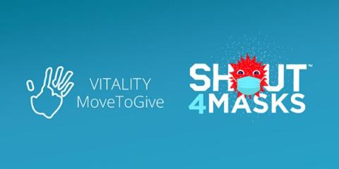 Discovery Vitality empowers members to make a difference during Covid pandemic through #VitalityMoveToGive philanthropic initiative