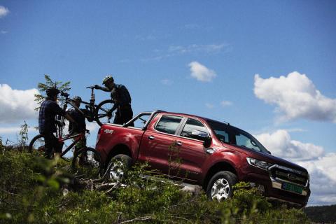 Fem opplevelser på veien til Stryn med Ford Ranger