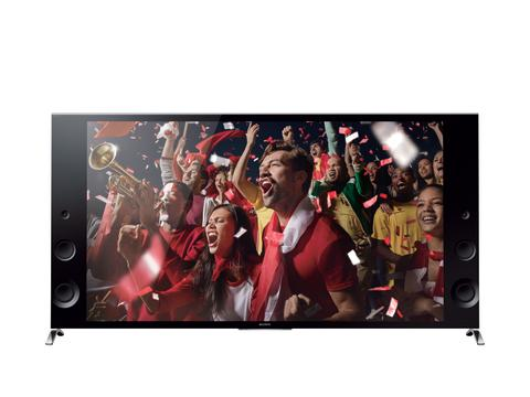 Get in on the action! Watch 2014 FIFA World Cup™ highlights on a Sony 4K TV in a store near you