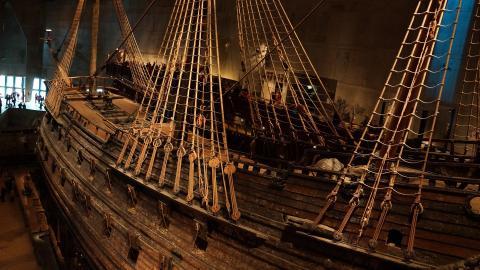 Statens maritima museer digitaliserar informationen med stöd av Visma