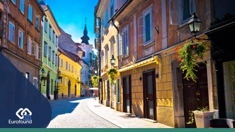 Mental health in Slovenia above EU average during COVID-19 pandemic