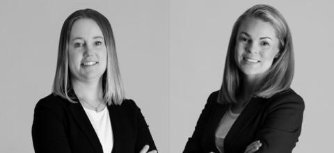 I Januari 2021 öppnar Jenny och Marie upp portarna till Våningen & Villan Hässleholm!