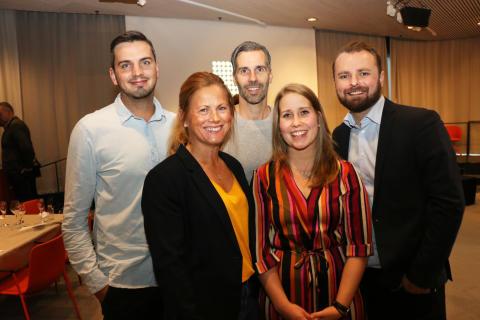 Uminova-bolag kan vinna sju priser på Umeågalan 2019