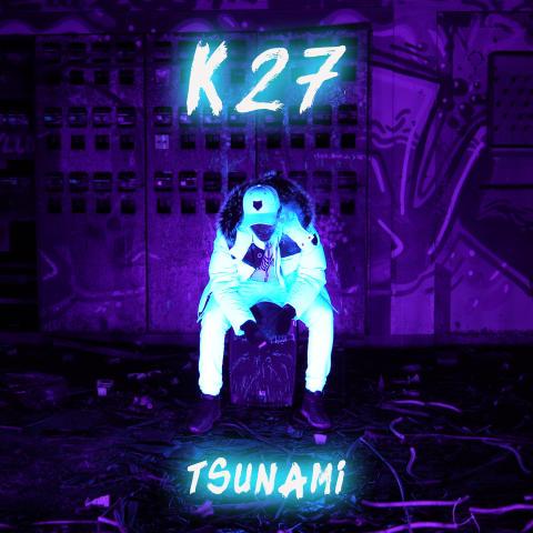 """K27 släpper singeln """"Tsunami"""""""