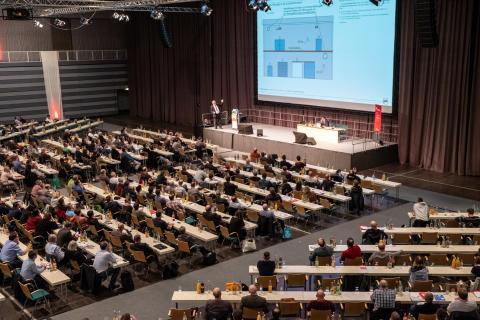 Der FeuerTrutz Brandschutzkongress ist der größte und vielfältigste Treffpunkt von Brandschützern in Deutschland und Europa.
