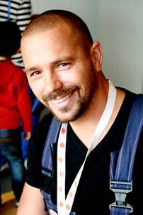 Björn Christiernsson känd från TV4 kommer till Elmia!