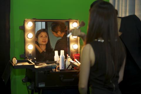 Make-up facilities