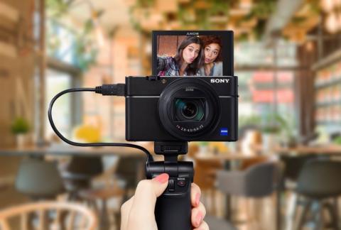 Les meilleurs appareils photo pour vlog de Sony