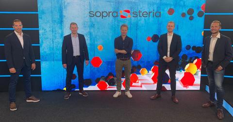 Sopra Steria kåret til «årets partner» av Microsoft