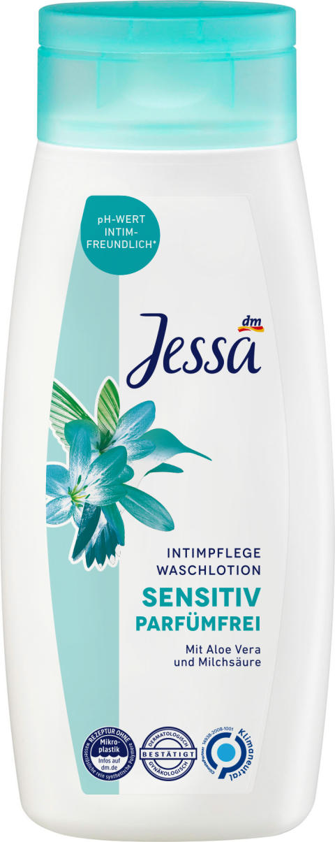 Jessa Intimpflege Waschlotion sensitiv