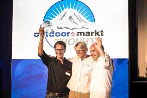 """Maier Sports ist """"Outdoor-Marke des Jahres"""""""