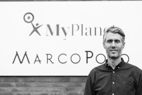 Hos MyPlanet klimatkompenserar nu alla kunder för sin resa