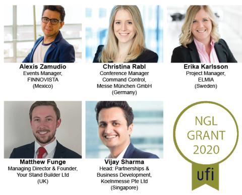 UFI's 2020 Next Generation Leadership Grant