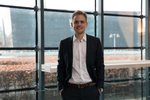 Mads Rebsdorf, direktær i e-conomic og Visma Software SMB DK
