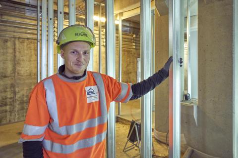 10.000 m2 skillevæg omdanner maltlager til luksushotel