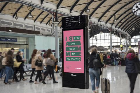 The British Stammering Association Smashes Stereotypes with Stamma Campaign
