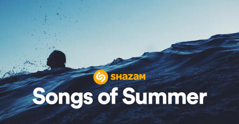 The most Shazamed Songs of the Summer 2017 revealed