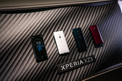 Xperia XZ3 Colours