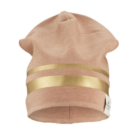 AW18 - Winter beanie Gilded Faded rose