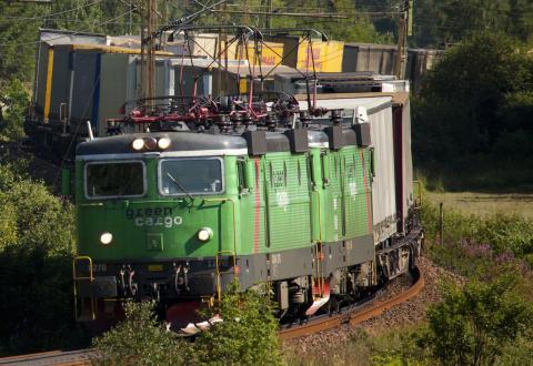 Kvalitet avgörande i Real Rail´s fortsatta samarbete med Green Cargo