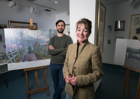 Norman Cornish Exhibition 2