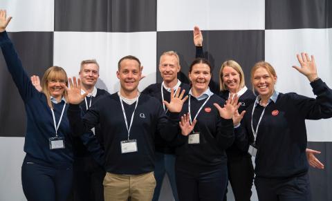Vant 12 medaljer i Nordens største matkonkurranse