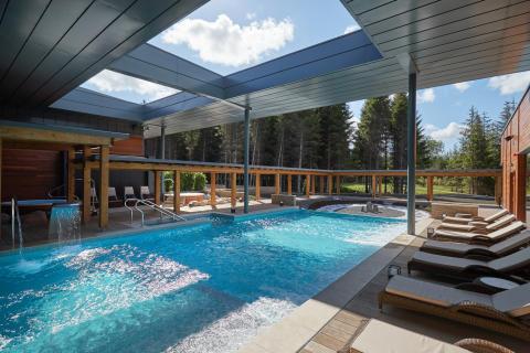 Center Parcs Aqua Sana Outdoor Pool