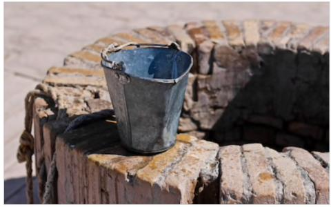 Vattenbrist har ingen lågkonjunktur
