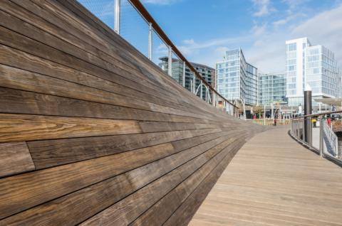 KEBONY ANNOUNCES HEALTHY SURPLUS OF RAW MATERIALS FOR DECKING AND CLADDING