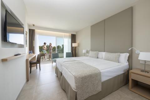allsun Hotel Bella Paguera Superior-Zimmer
