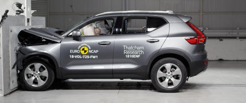 Volvo continues to lead the way in car safety, Ford ups its safety game