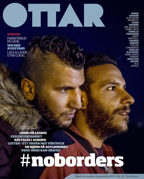 OTTAR tema #noborders ute nu!