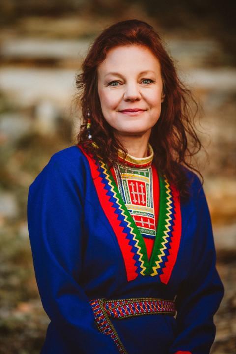 Elin Teilus  -  Udtja, Sápmi