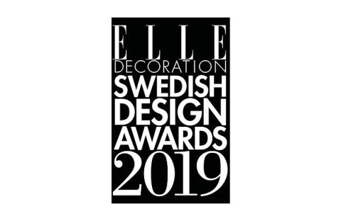 Årets vinnare av ELLE Decoration Swedish Design Awards 2019