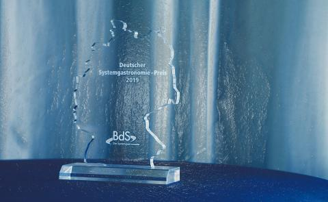 Das sind die Nominierten für den Deutschen Systemgastronomie-Preis 2019