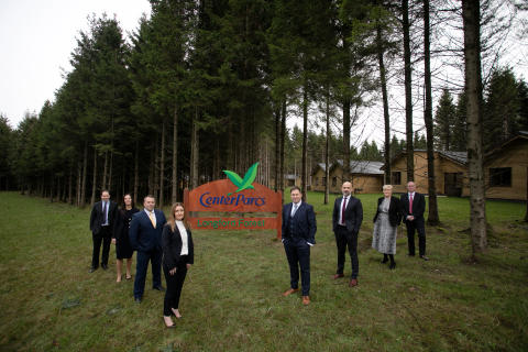 Center Parcs announces full management team for Center Parcs Longford Forest