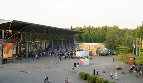 """Third Space"" an Bochumer Jahrhunderthalle eröffnet"