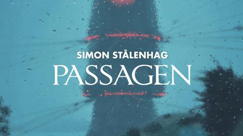 Simon Stålenhags konstbok Passagen på väg att bli storfilm i Hollywood