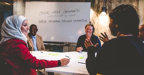 Atlas Kompetanse er et av selskapene i Ferd Sosiale Entreprenørers portefølje.  Foto: Troy Rasay