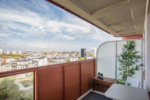 Utsiktsbild från Årstahusen