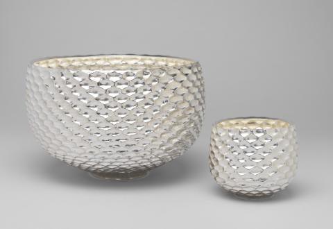 Silvergåva från Ulf Gillberg – Lennart Agerberg Stiftelse till Nationalmuseum