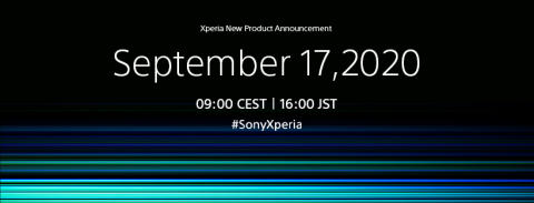 Xperia Product Announcement