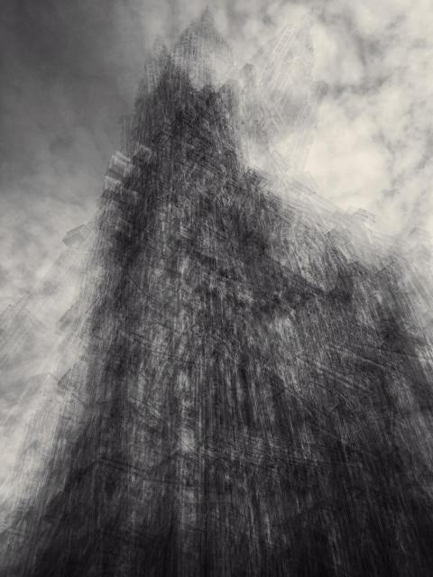 III miejsce, Modern Cathedrals I, fot. Patryk Kuleta