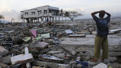 Uventet årsak til tsunamien i Indonesia?